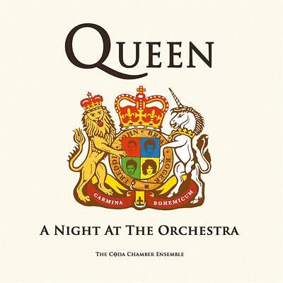 Queen - The Coda Chamber Ensemble - A Night At The Orchestra
