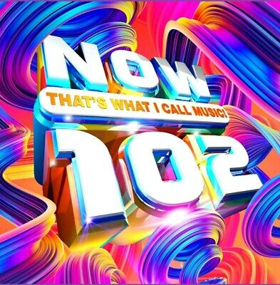 NOW Thats What I Call Music! 102 (CD) NOW 102 - Various Artists