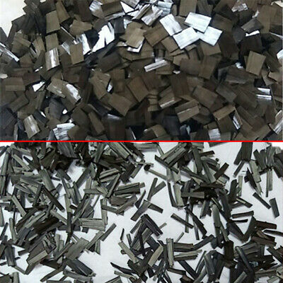 6/10mm(L) 3-4mm width carbon fiber Forged short cut filament Chopped wire 1000G