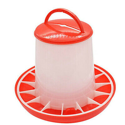 1.5kg Feeder Drinker Chicken/Poultry/Chick/Hen Food And Watering Accesories