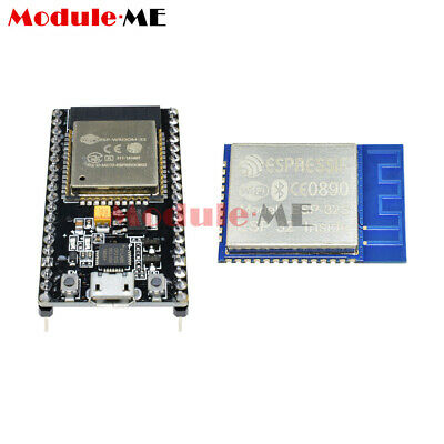 CP2102 ESP32S NodeMcu Development Module WiFi Bluetooth 2.4GHz Dual-Mode Antenna