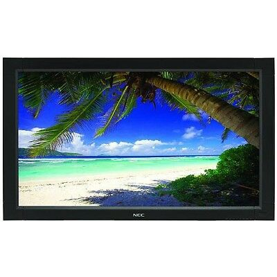 "NEC Multisync lcd3215-bk 32"" inch LCD TFT 720p Commercial Display Monitor Screen"