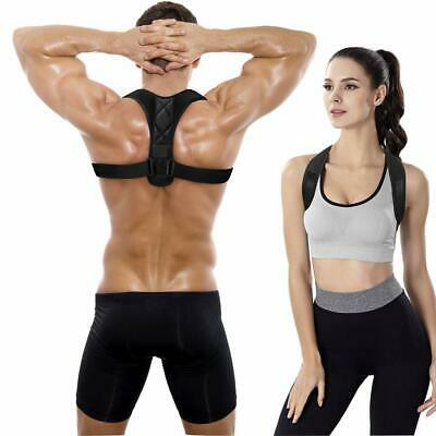 Sports Posture Corrector Spinal Support Physical Therapy Posture Brace Men Women