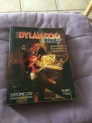 Maxi Dylan Dog Old Boy  2015 Come Nuovo