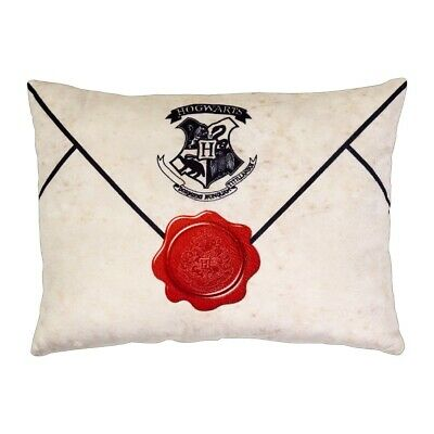 NEW Harry Potter Letter Cushion By Spotlight