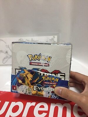 New sealed Pokemon XY Evolutions TCG Card Game • ONLY 1 BOOSTER PACK • Fast Ship