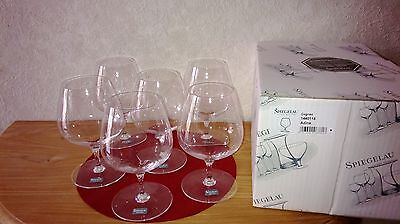 SPIEGELAU *NEW* ADINA Set 6 Verres à cognac H.167mm Glasses