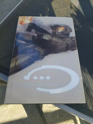 Halo Graphic Novel Book hardback