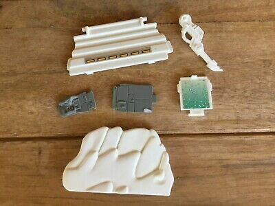 Galoob Star Wars Micro Machines Action Fleet Ice Planet Hoth Playset Parts Lot