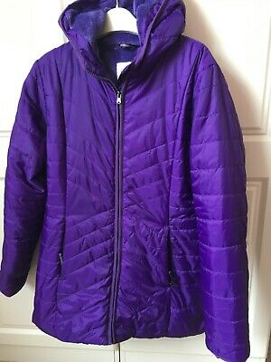 Girls Lands End Coat Age 12-13 Years