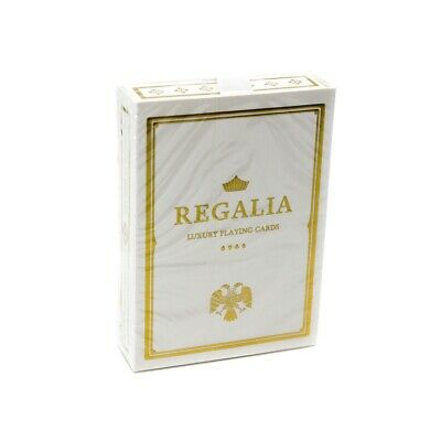 Wihte Regalia Playing Cards