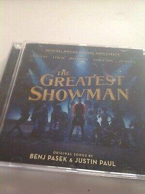 The Greatest Showman Movie Soundtrack - Cd.    A31