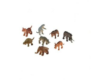 12 Ice Age Animal Figures Party Bag Fillers Favors Gifts Toys Prizes Birthday VP