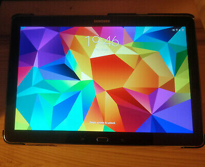 "Samsung Galaxy Note Pro SM-P900 Tablet 32GB 12"" WiFi Android Stylus Pen Black"