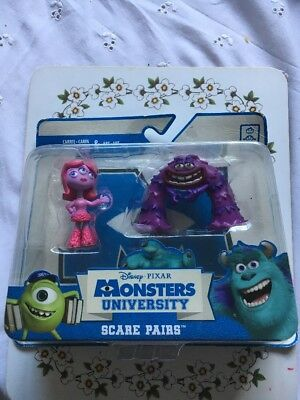 Scare Pairs Disney Pixar Monsters University Carrie And  Art New Age 3 Years +