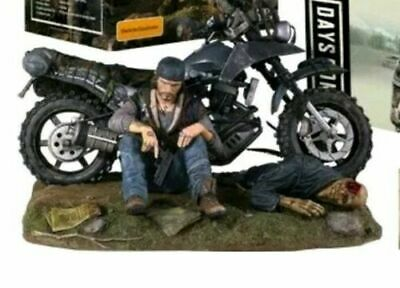 Days Gone Collectors Edition PS4 Motorcycle Deacon St John Statue ONLY PRE ORDER