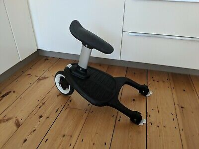 Bugaboo Comfort Wheeled Board With Bee 3 Adaptors. Toddler board with seat.