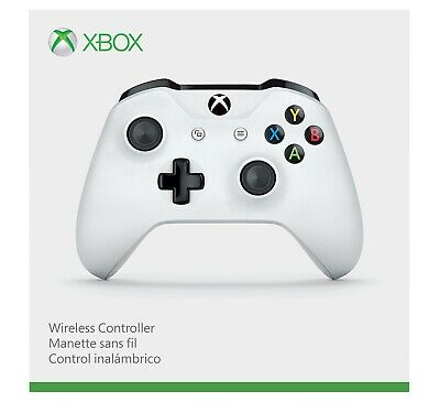 Microsoft Xbox One (TF5-00001) Gamepad - White