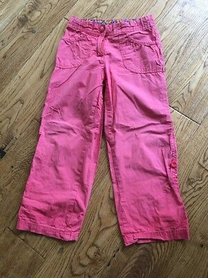Girls Trousers Size 3-4 Years Mountain Warehouse Pink