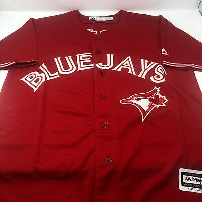 Joe Carter Toronto Blue Jays Replica Stitched Jersey Mens Sizes S-XL
