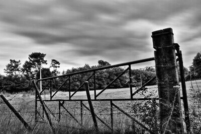The Gate, Art Photo, Digital Image, Wallpaper Picture, free delivery