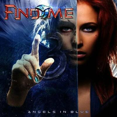 FIND ME - Angels In Blue (2019) CD FREE SHIPPING