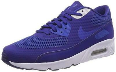 various colors bae10 a37f8 Nike Air Max 90 Ultra 2.0 Essential   Blue   White   875695 406   Uk