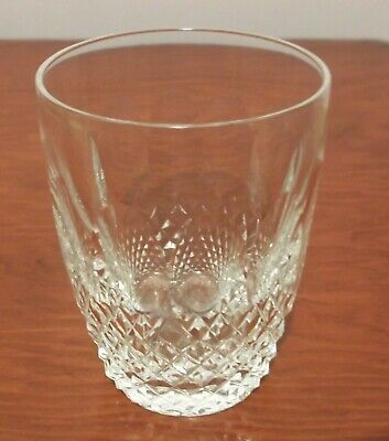 WATERFORD Colleen 5oz Flat Tumbler.