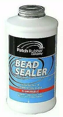 1 x Patch Rubber Tyre Bead Sealer Seal Leaks Between Tyre And Rim