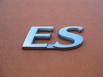 CHEVY AVALANCHE 3D EMBLEM LOGO ABS CHROME STAINLESS TRIM 02 03 04 05 06 CLADING