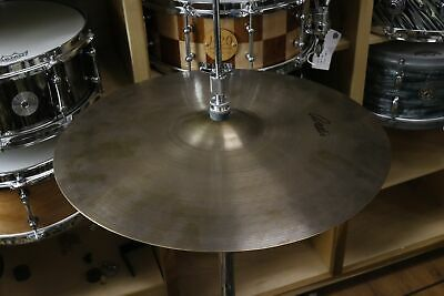 "Zildjian A Avedis 14"" Hi-Hat Pair - Demo of Exact Cymbal - Top - 886g - Bottom -"