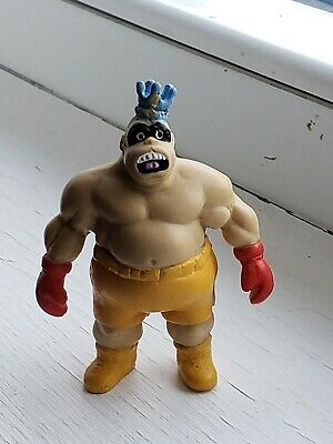 186501f7c095a MIKE TYSON PUNCH Out King Hippo Pvc Figure Rare Vintage Nintendo ...