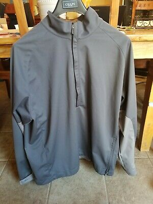 42ec6246252e NIKE GOLF SPHERE Pro Jacket L  140 Tiger Woods Storm L Large Blue ...