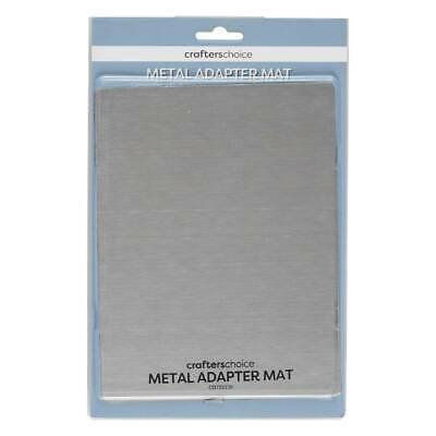 NEW Crafters Choice Metal Adapter Mat By Spotlight