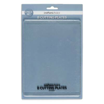 NEW Crafters Choice Adapter B Cutting Plates By Spotlight