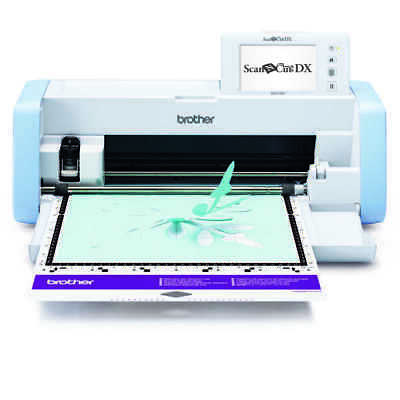 NEW Brother Scan N Cut SDX1000 Machine By Spotlight