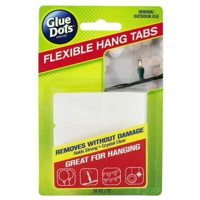 NEW Glue Dots Flexible Hang Tabs By Spotlight