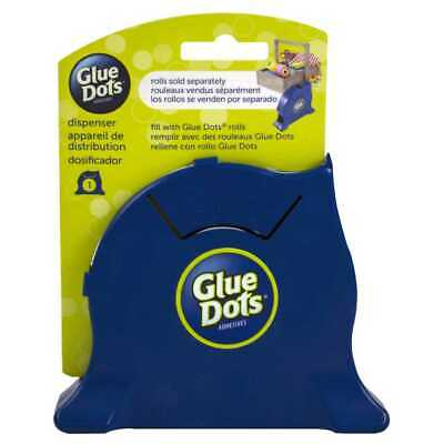 NEW Glue Dots Desktop Dispenser By Spotlight