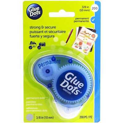 NEW Glue Dots Dot N Go Permanent Dots By Spotlight