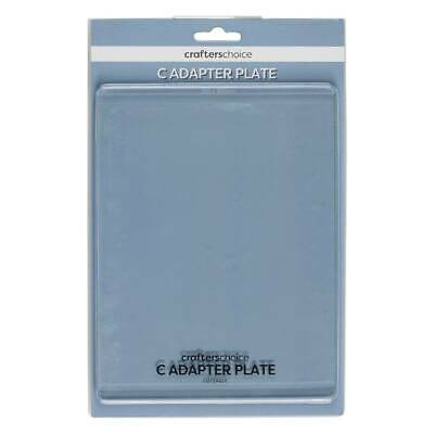 NEW Crafters Choice Adapter C Cutting Plate By Spotlight