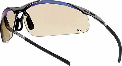 Bolle Contour Metal CONTMESP Safety Glasses ESP - 2,5 or 10 Pairs