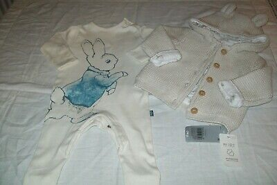Baby unisex clothes Mothercare/M&S  size 0-3m -combined postage available