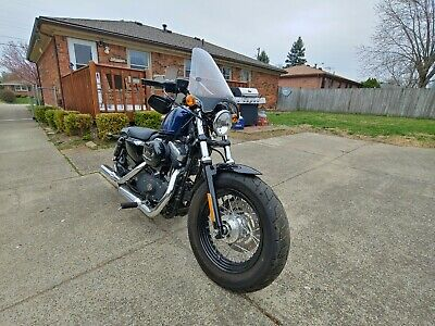 2013 Harley-Davidson Sportster  2013 harley-davidson sportster 1200 forty eight