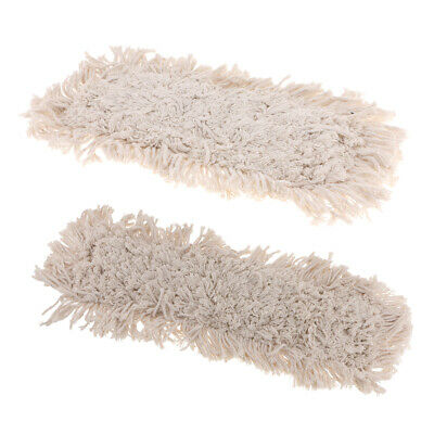 Dust Mop Refill Thick Tufted Cotton for Commercial&Industrial Applications