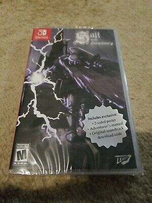 salt and sanctuary drowned tome edition - nintendo switch