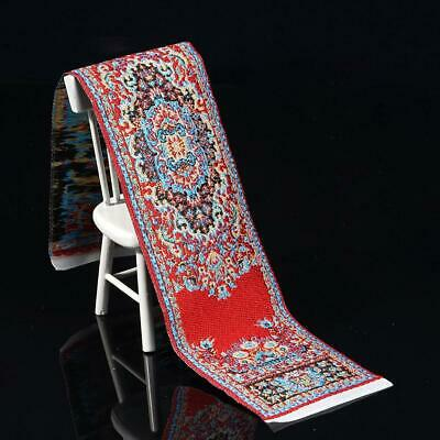 1/12 Dollhouse Miniature Carpet toy Furniture Doll House Turkish Rug Decor 2019