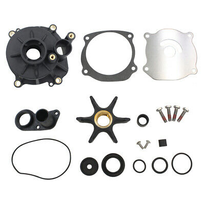 Water Pump Impeller Kit Johnson Evinrude OMC (85-300 HP) 18-3390 Replaces 395060