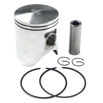 NEW WOSSNER PISTON KIT ALL YEARS HONDA CRM250 66 33 mm OVER