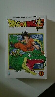 DRAGON BALL SUPER 1  Manga Star Comics Italiano
