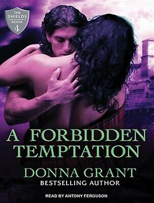 A Forbidden Temptation by Grant, Donna CD-AUDIO